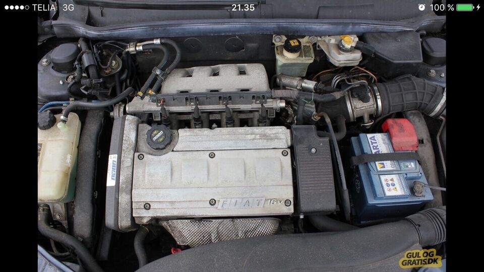 Fiat Bravo, 1,8 GT, Benzin