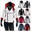 Cool-Hommes-elegant-Creed-sweat-a-capuche-Manteau-Cosplay-pour-assassins-Veste-Costume-Manteau miniature 1