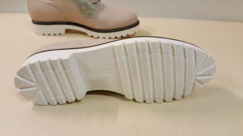 luxe createur kelibe Chaussures halbschune cuir taille 36 37 38 39 40 NOUVEAU Prix Recommandé 115 € Ё01