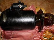 """1 - NOS WW2 G.E., Sperry 60"""" Search Light Hercules JXD 6 Volt Starter Motor"""