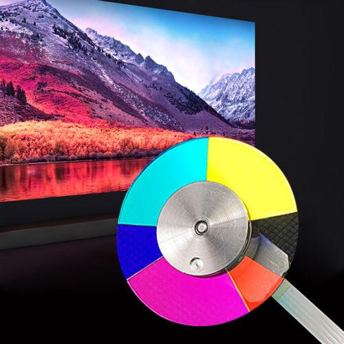 Fit For V300+NP-VE280+VE281+VE281X #D676 Hot USA Projector Color Wheel FAST USA