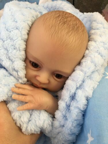 "CHERISH DOLLS NEW REBORN BABY BOY JASPER BABIES REALISTIC 18/"" REAL LIFELIKE"