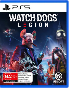 Watch Dogs Legion PS5 Game NEW