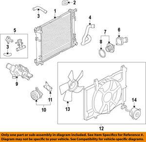 nissan oem 12 15 versa radiator engine coolant filler neck rh ebay com 2007 nissan altima radiator diagram 2007 nissan altima radiator diagram