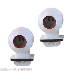 2 Douilles étanches à clipser pour tube néon T8 Φ 26 mm 8RQUfeBL-08133154-306877663