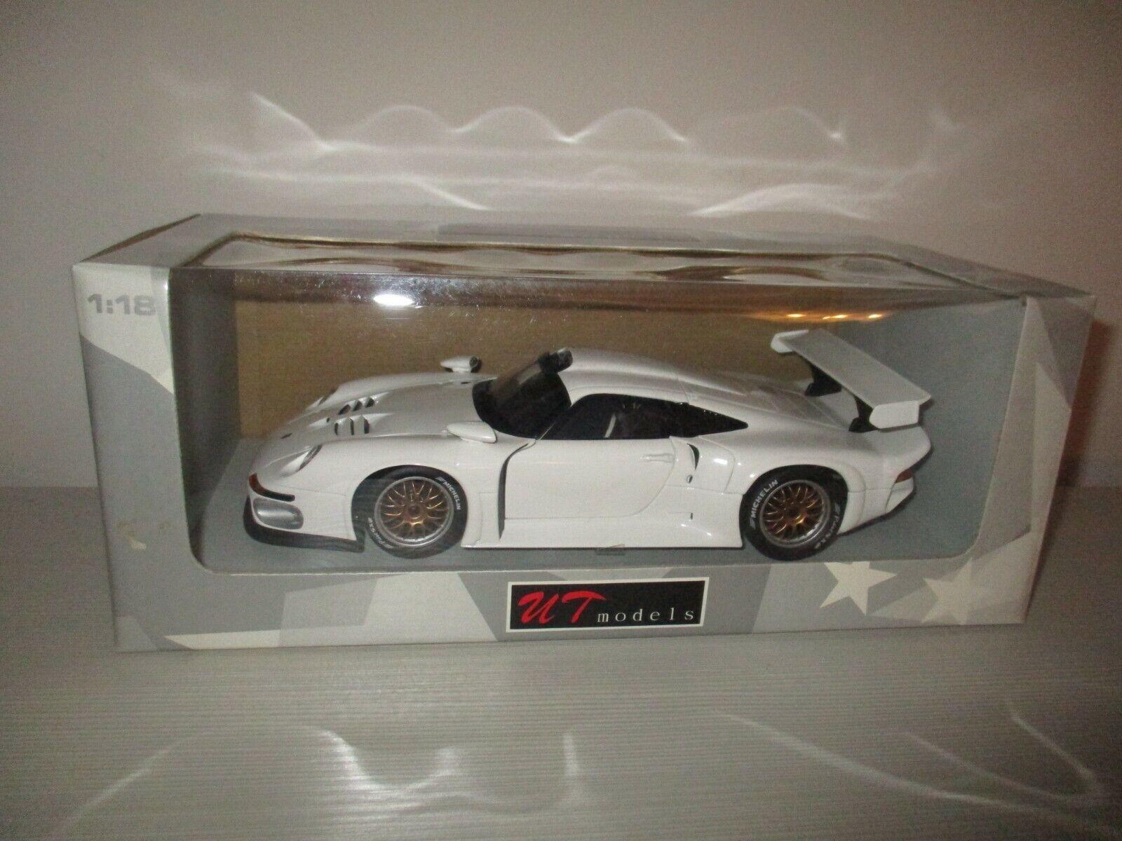 PORSCHE 911 GT 1  UT MODEL 1 18 COD 180 966600