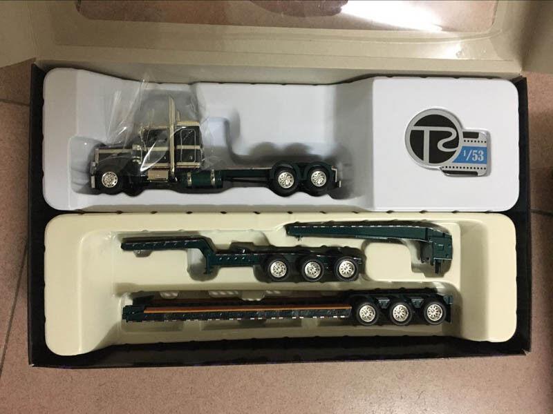 Tonkin Replicas modelo diecast diecast diecast camión remolque verde 1 53 ESCALA MODELO COLECCIONABLE b17c20
