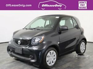 2018 smart fortwo electric Drive Pure Coupe RWD