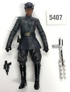 First Order Disguise Star Wars The Black Series Finn