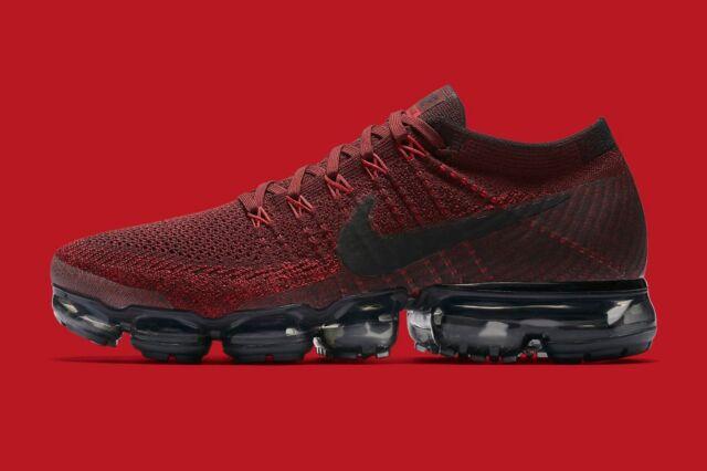 Nike Air VaporMax Dark Team Red