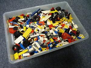 Lego-Sammlung-Konvolut-Kiloware-2-kg-Kilo-Steine-Platten-Reifen-Technic