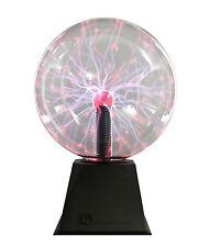 "Unique Gadgets & Toys 8"" Diameter Nebula Plasma Ball Party Lightning Lamp"