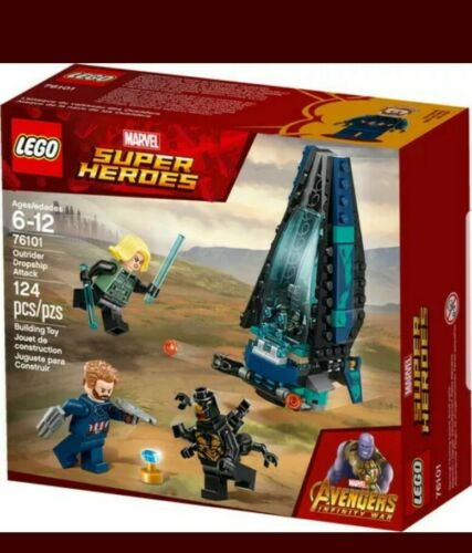 Outrider Dropship Attack 76101 LEGO® Marvel Super Heroes