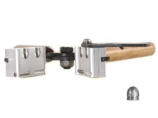 Lee Double Cavity Mold 90466 365-95-1R 9mm Makarov