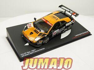 24H10M-voiture-1-43-IXO-24-Heures-Le-Mans-LAMBORGHINI-Murcielago-2007