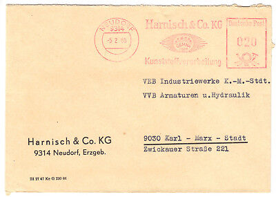 Harnisch & Co Kg 68/73 9314 Betriebsübergang Technoplast Drei Afs O Neudorf