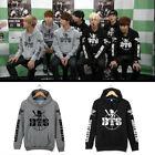 KPOP BTS Merchandise Jung Kook Cap Hoodie Sweater Bangtan Boys Sweatershirt Coat