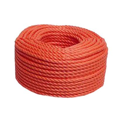 3 Strand Reel 10mm x 150Mtr Genuine Polyethylene Silver Rope