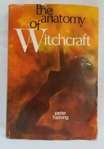 The-Anatomy-of-Witchcraft-by-Peter-Haining-1972-Illustrated-Hardcover-First-Ed
