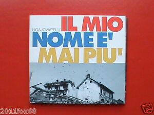 il-mio-nome-e-mai-piu-piero-pelu-jovanotti-ligabue-lorenzo-cherubini-CD-1999Raro