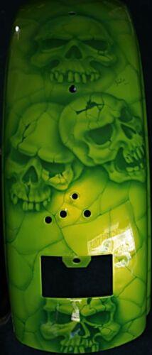 "Custom Paint Job On Your Tins /""Skulls/"" gas tank"