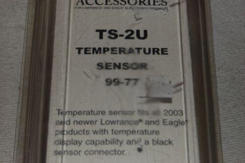 Lowrance Eagle TS-2U boat temperature sensor marine gps fishfinder chartplotter