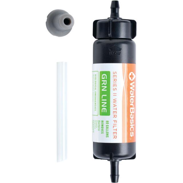 Aquamira WaterBasics Series II Emergency Filter 67254 for sale online