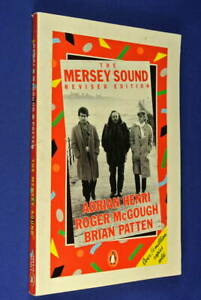THE-MERSEY-SOUND-Adrian-Henri-ENGLISH-POP-ROCK-MERSEYBEAT-BOOK-uk-British-Music