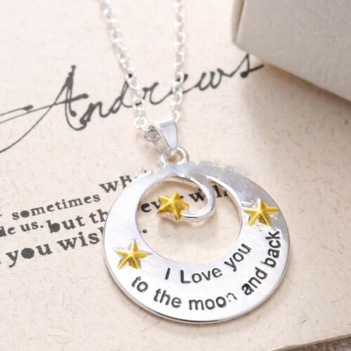 Collana Donna I Love You to the moon and Back Games of Thrones Drogo Danaerys