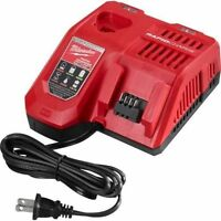 Rapid Genuine Milwaukee M12 M18 18v 48-59-1808 Battery Charger 12 18 Volt