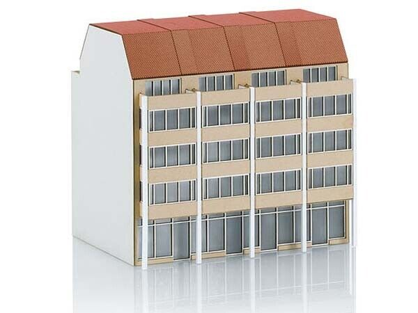 Minitrix 66332-KIT CITY-Business Case-Spur N-NUOVO