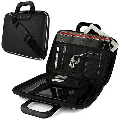 Black Shoulder Bag Tablet Carry Case For Lenovo Yoga Tab 3 Plus 10 / ThinkPad 10