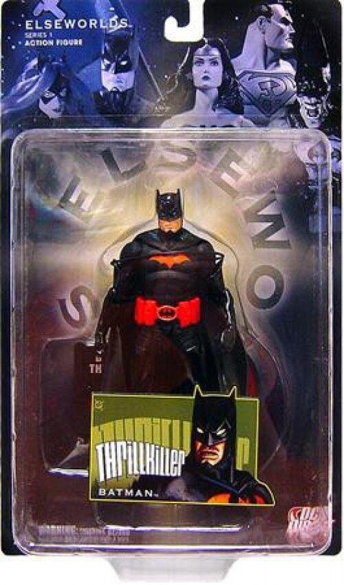 Elseworlds Series 1 Thrillkiller Batman Action Figure