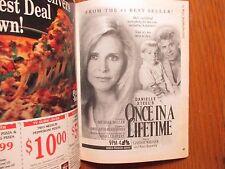February 13, 1994 Detroit Free Press TV Book/Magazine(LINDSAY  WAGNER/TOMMY  MOE