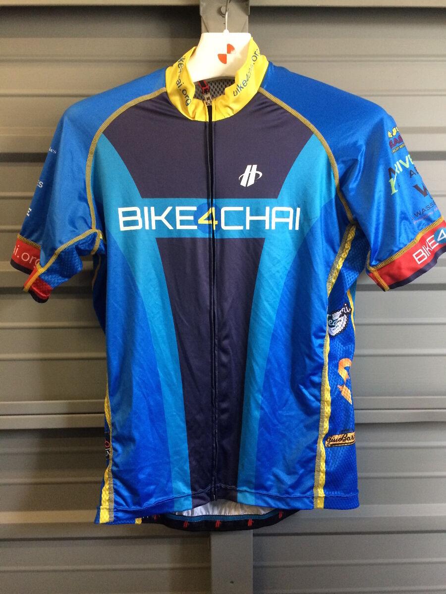 Hincapie Hombre Ride para Chai Maillot de Ciclismo Grandes Azul Color Azul Grandes Amarillo 45bdf8