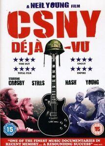 CSNY Deja Vu [2008] [DVD][Region 2]