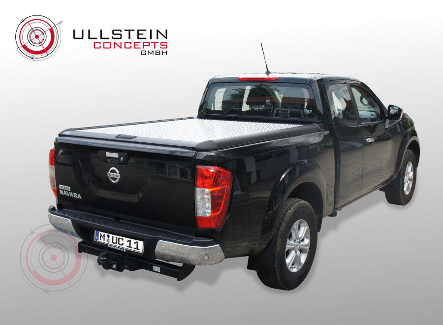 abdeckung rollcover mountaintop roll nissan navara king cab 2016 d23 np300 ebay. Black Bedroom Furniture Sets. Home Design Ideas