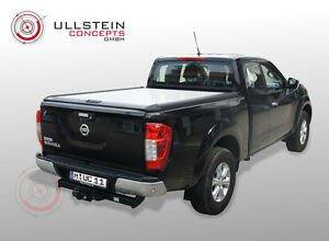 aluminium abdeckung mountaintop nissan navara kingcab 2016. Black Bedroom Furniture Sets. Home Design Ideas