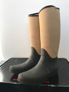 James goma marrones botas botas Uk 43 Goma De y Hunter 9 St Regent Botas T de XqZ1aYU