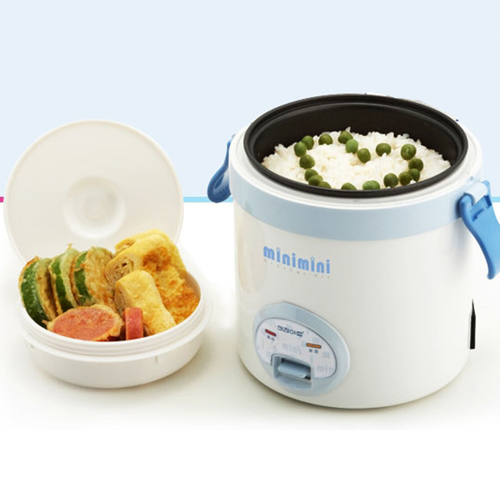 Cuisine électrique Cuiseur à riz plus chaud pour les cuisinière LUNCH BOX Bento Single Life