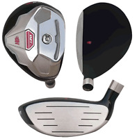 Heater Bmt Ii Taylor Fit Made Jet Rocket Speed Hybrid Iron Wood Head(s) 2-sw