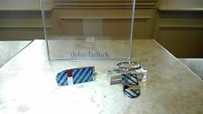 COLIBRI  Stainless & LAQUERED money clip, key ring matched set free ship