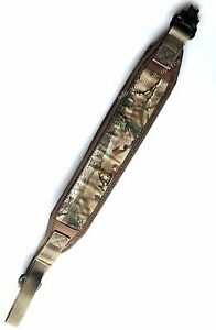 CAMOUFLAGE-Hunting-Rifle-2-Point-Sling-Mil-Spec-Swivels-Shoulder-Strap