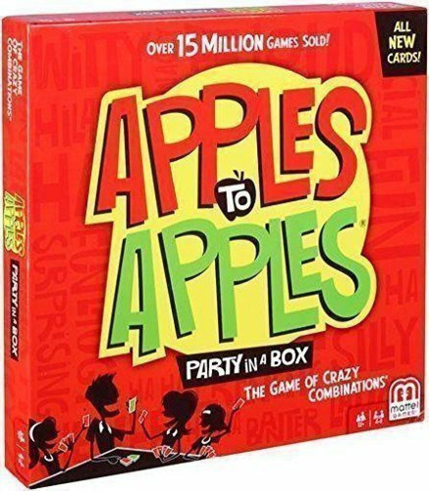 NEW  Appples Apples to Appples  a8c008