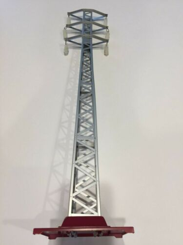 94 High Tension Transmisssion Tower Williams Reproduction of Lionel No 1974