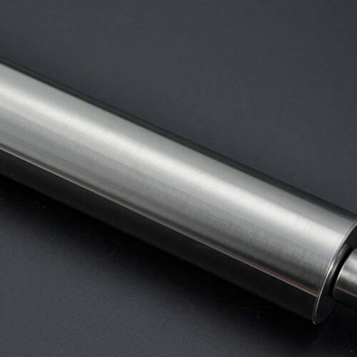 Edelstahl Nudelholz Antihaft-Gebäck-Teigroller Küchenzubehör