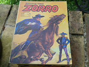 ZORRO-n-14-Edition-OCCIDENT-1978-tres-bon-etat