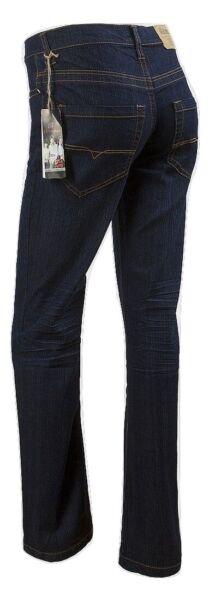 """ 2s Paris ""donna Jeans Bootcut Stile Jeans Blu-taglia 26"" Girovita"