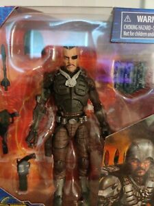 GI Joe Classified Cobra Island Major Bludd action figure