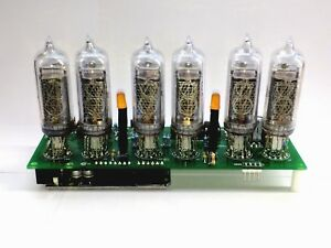 Details about Arduino UNO Nixie Clock IN-14 Kit (no tubes) Open Source